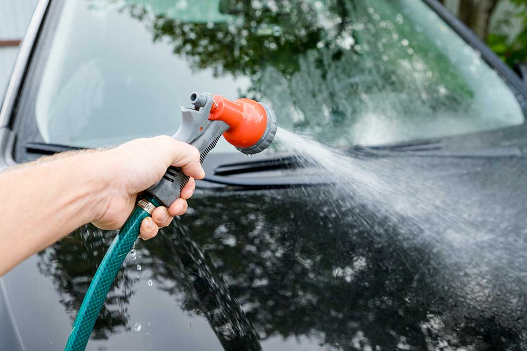 Auto Cleaning